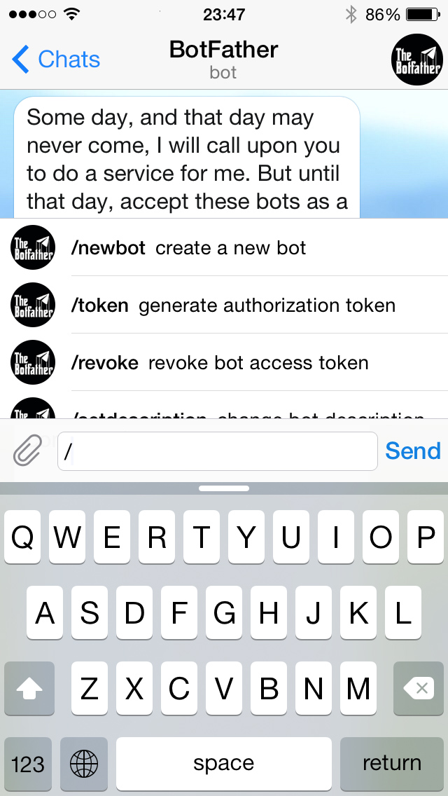 Bots: An introduction for developers